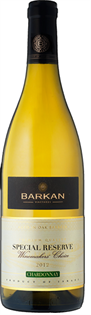 Barkan Chardonnay Special Reserve Winemakers' Choice...